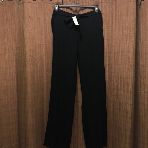 Banana Republic Pants - Black Banana Republic Trousers